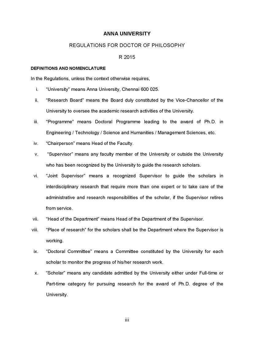 Doctoral Thesis Submission Post-Examination Procedures - The University of Auckland