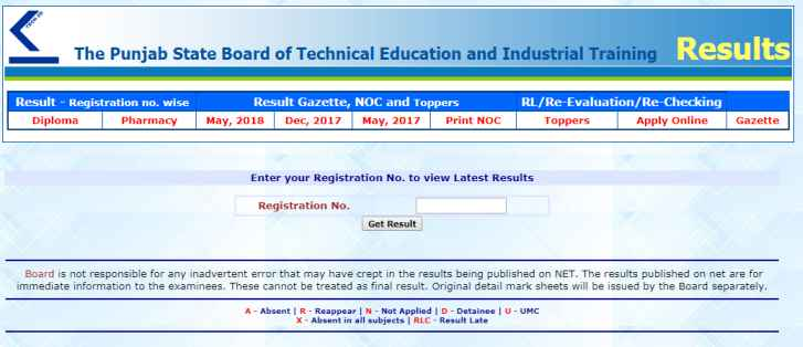 Polytechnic Diploma Results PTU - 2018 2019 Student Forum