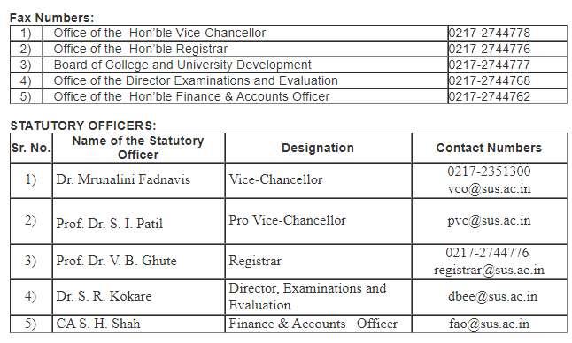 Solapur-University-Degree-Certificate-Form- Online Application Form For Degree Certificate Nmu on